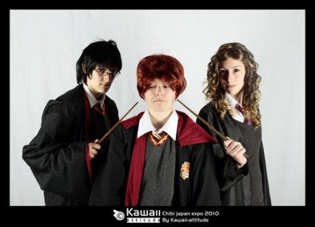 Ron Weasley ~~~~ Harry Potter