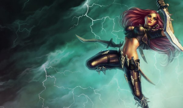 Katarina de league of legend