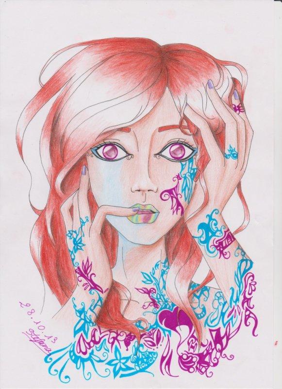 La folie des couleurs
