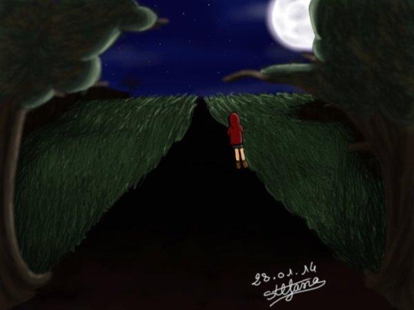 Une nuit solitaire