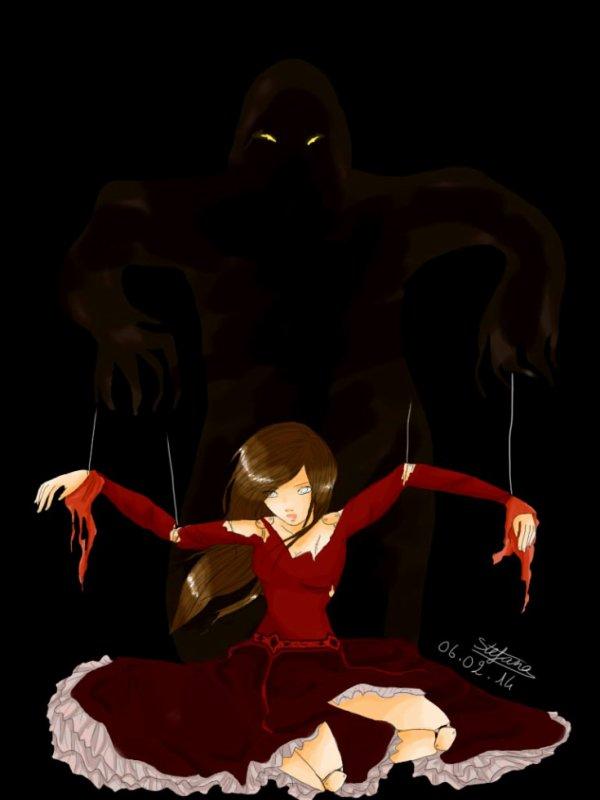 Manipulé par ses démons