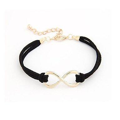 Bracelet infini: 8¤ + frais de port.