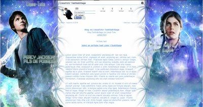 ~ [Libre-Service] - Habillage n°8 : Percy Jackson ~