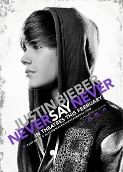 Justin Bieber : la bande annonce de son film