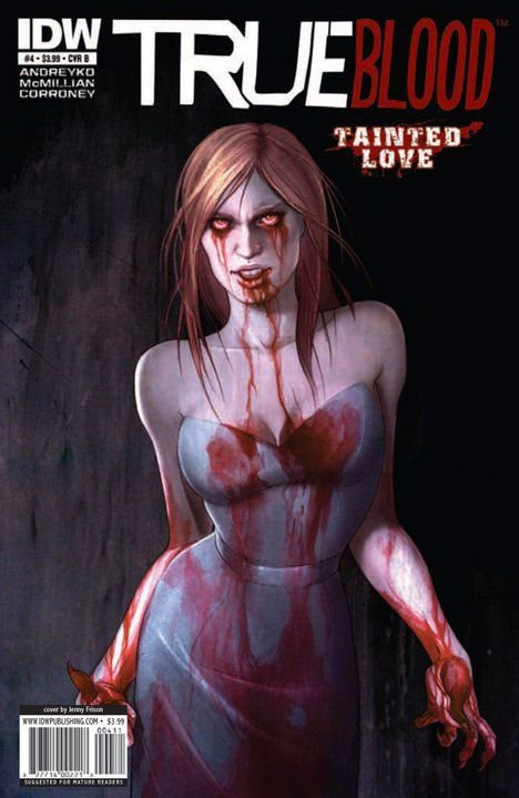 Comic True Blood