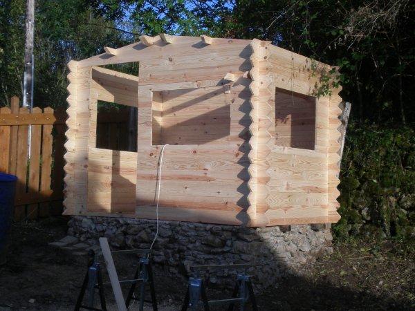 abri de jardin de 6m2 240 2 me partie id e d co pas cher. Black Bedroom Furniture Sets. Home Design Ideas