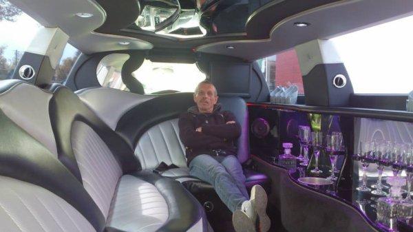 limousine partie cool