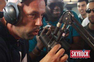 Sinik dans planète Rap