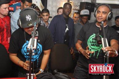 Black Kent dans Planete Rap !