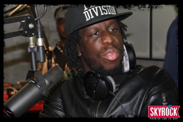 Youssoupha dans Planète Rap sur Skyrock : Lundi