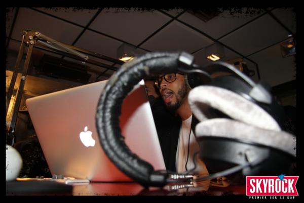 Disiz sur SKYROCK au micro de Planète Rap : mercredi