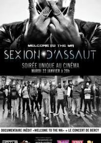 Evènement SKYROCK : Welcome to the WA, la projection du concert de la Sexion d'Assaut