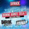 On te souhaite une bonne année 2014 sur #Skyrock