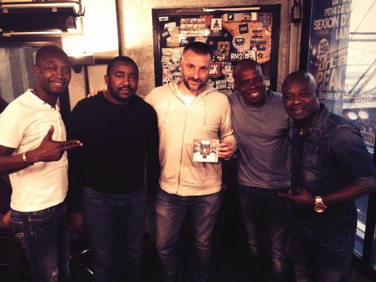 """Magic System présente """"Radio Afrika"""" dans Planète Rap (vidéos)"""