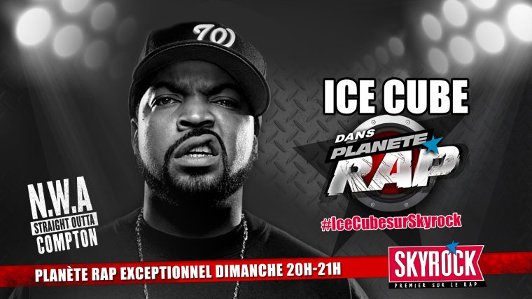 Fred reçoit Ice Cube