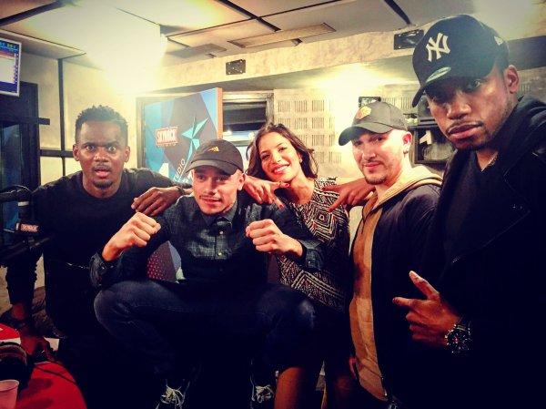 Zaho et Black M dans Planète rap !