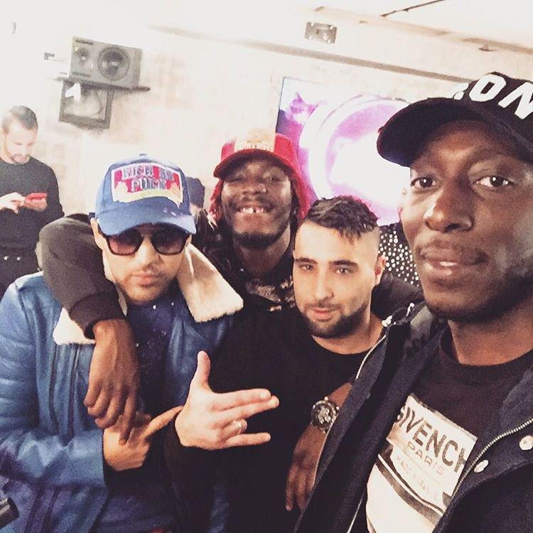 Ghetto Phénomène en freestyle dans Planète Rap Part. 3 !
