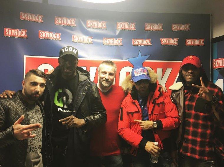 Ghetto Phénomène en live dans Planète Rap Part. 5 !