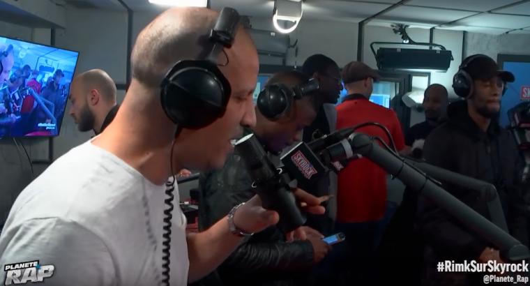 Rim'K, Phénomène Bizness, Ks Discret & Bigg Meuj dans Planète Rap !
