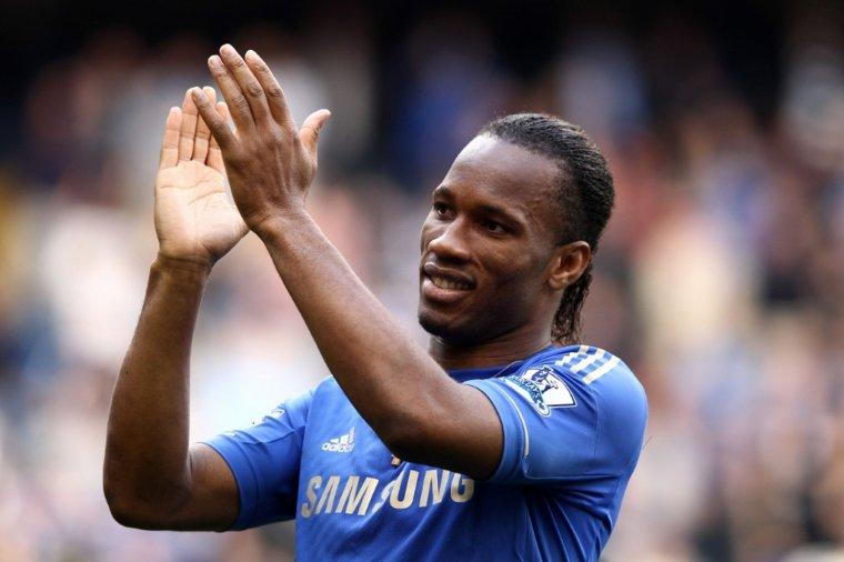 Didier Drogba appelle Fally Ipupa !
