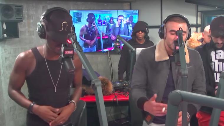 "Black M & Fianso ""Mort dans le Stream"" !"
