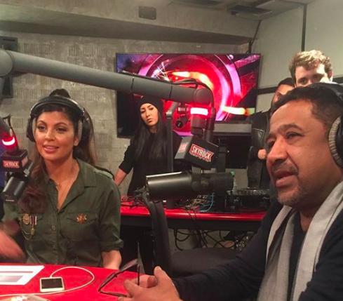 """Le """"vrai"""" Khaled et sa femme !"""