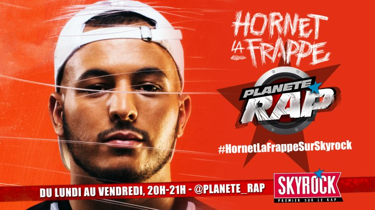 Fred reçoit Hornet La Frappe !