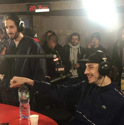 Lomepal invite Roméo Elvis et Caballero & JeanJass