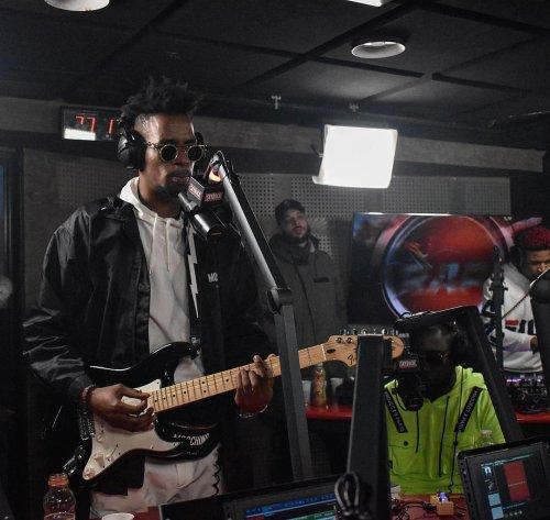 """Kpoint lâche """"Rockstar"""" en exclu dans Planète Rap !"""