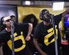 """Féfé, Leeroy """"Place au soleil"""" ft Camille Esteban #PlanèteRap"""