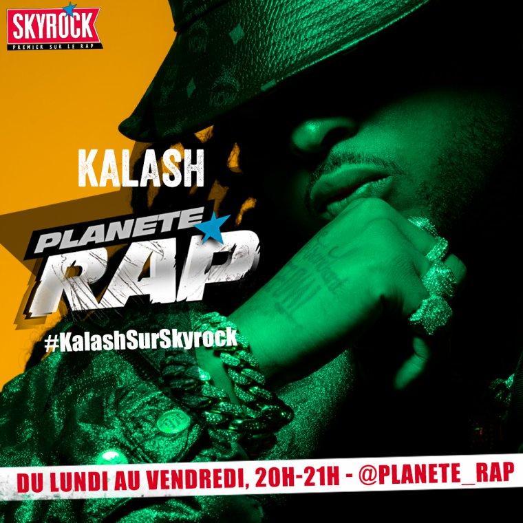 Fred reçoit Kalash !