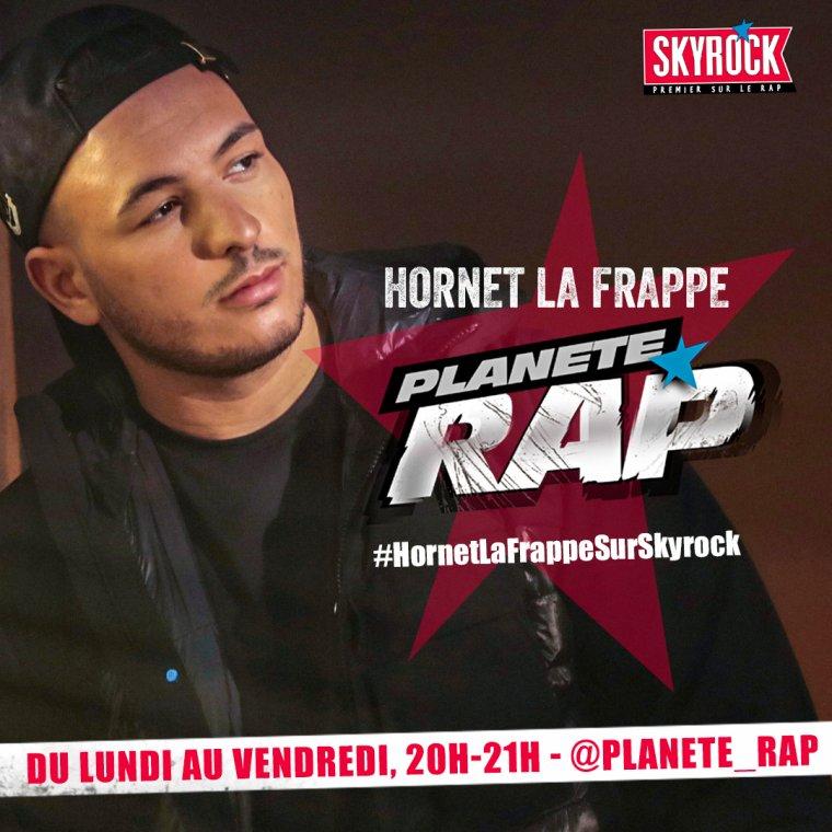 Fred reçoit Hornet La Frappe