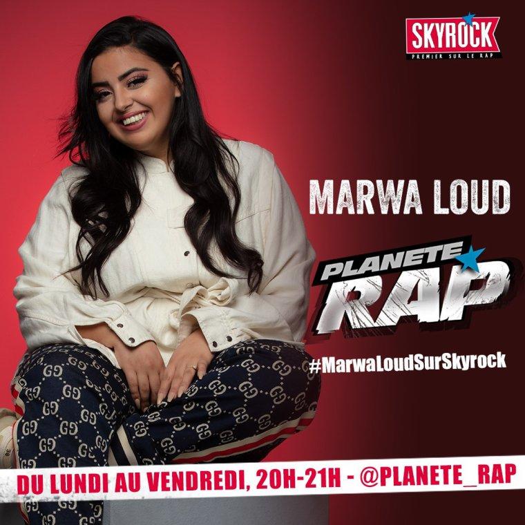 Fred reçoit Marwa Loud !