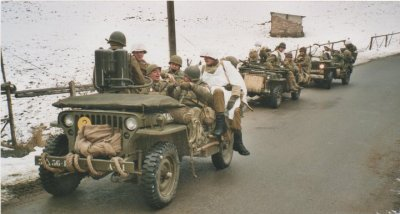 La militaria avec le groupes reconstitution 39-45
