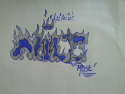 Mes Graffitie