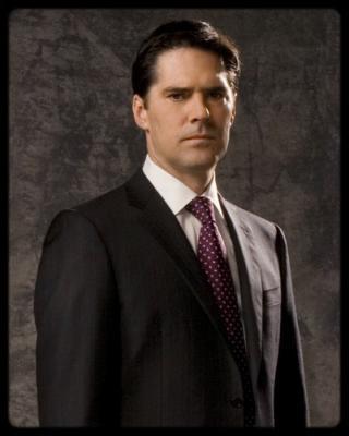 Agent spécial superviseur du FBI BAU Aaron « Hotch » Hotchner