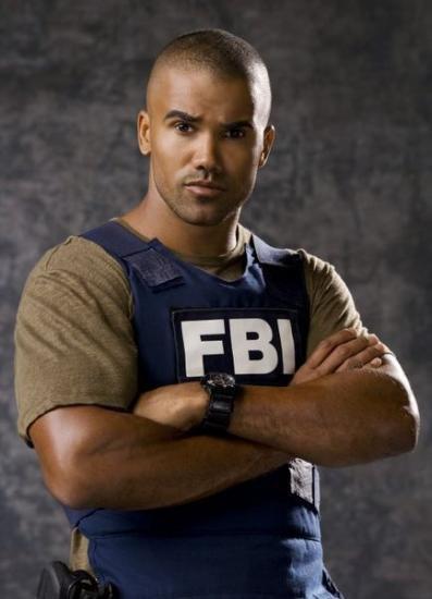 Agent spécial du FBI BAU Derek Morgan