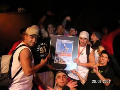 Final Fx Best Show du Boty 2004