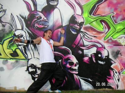 Mystik Graf Crazy