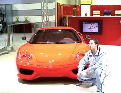 Ferrari...