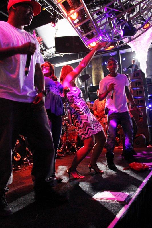 N.E.R.D - Haze Nightclub - Las Vegas, NV - 21 septembre 2010