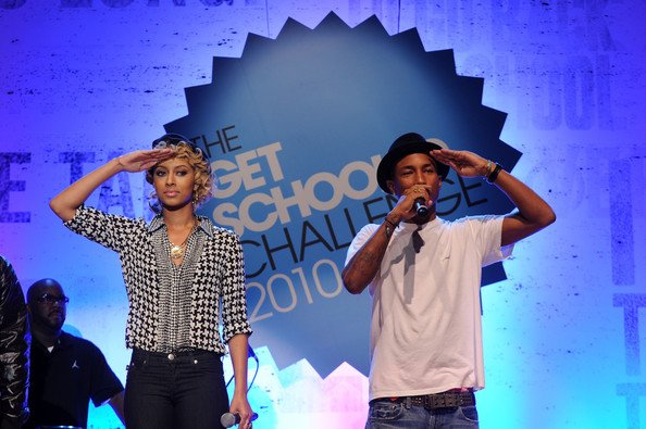 Pharrell - The Get Schooled National Challenge & Tour - New York City, NY - 24 septembre 2010