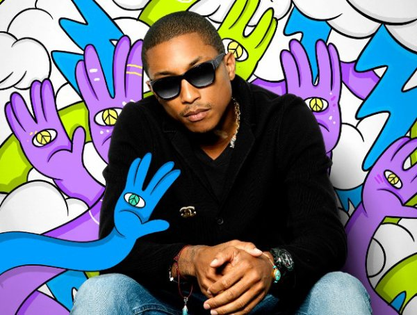 N.E.R.D Photoshoot by Jam Sutton - 2010