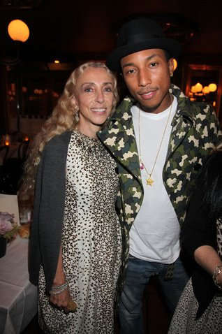 Pharrell - Dîner Vogue - Paris, France - 4 octobre 2010 + N.E.R.D - Nothing - Tracklist ?
