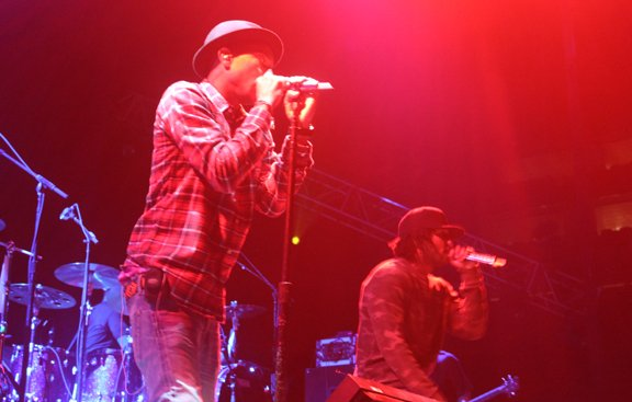 N.E.R.D - Toyota Center - Houston, TX - 19 octobre 2010