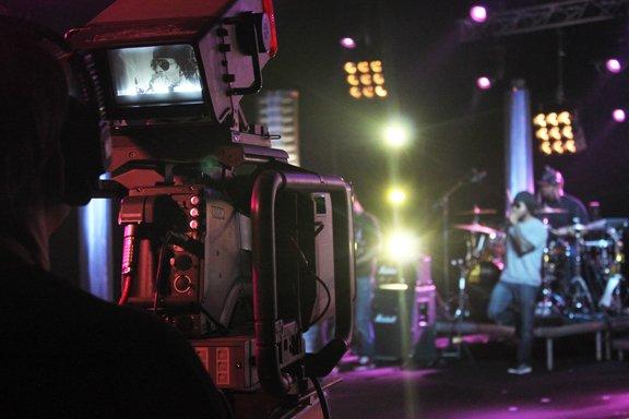 N*E*R*D - L'Album De La Semaine (Canal +) (Tournage le 4 octobre 2010)