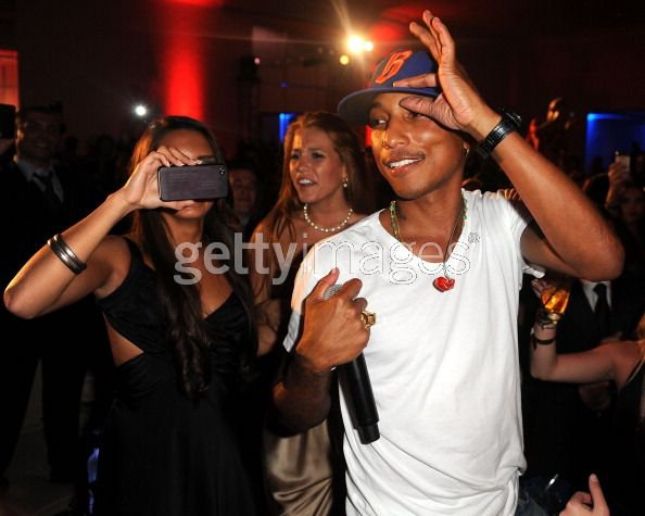 Pharrell - The Blacks Annual Gala - Miami Beach, Floride - 2 avril 2011