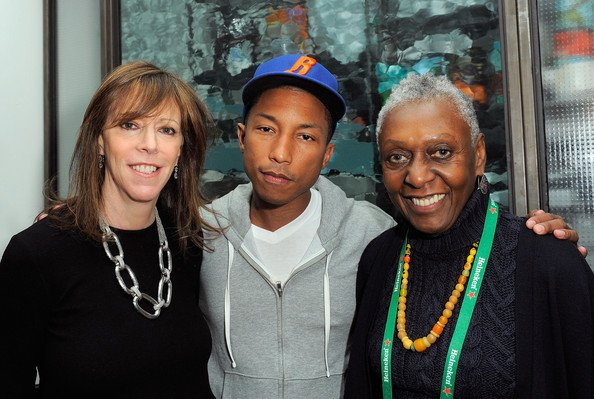Pharrell - TAA Key Ingredients Lunch (Festival du film de Tribeca) - New York - 22 avril 2011