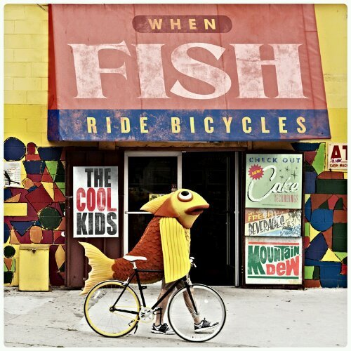 "The Neptunes & The Cool Kids pour ""When Fish Ride Bicycle"""
