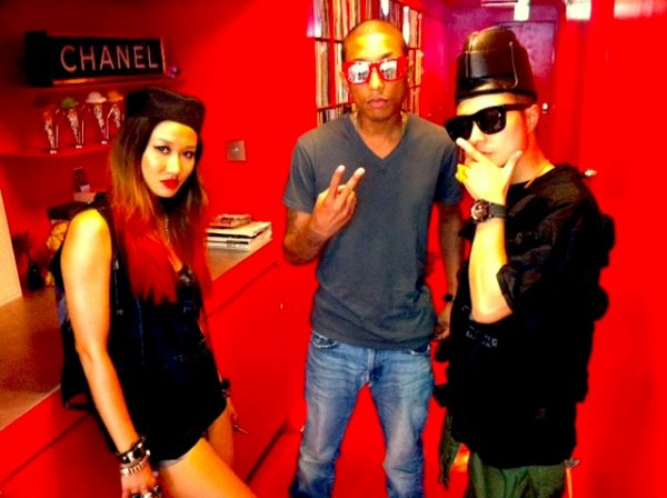 Pharrell @ Tokyo